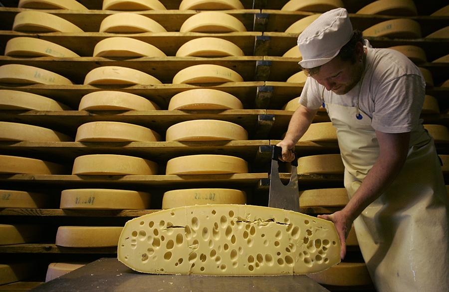Как сделать качественный сыр 717